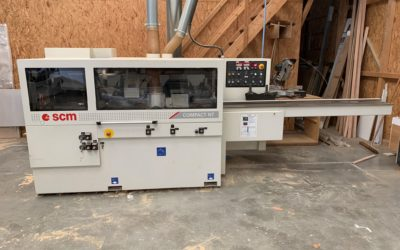 CORROYEUSE MOULURIERE SCM COMPACT NT